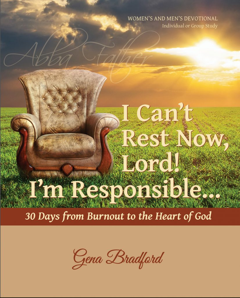 I Can't Rest Now, Lord! I'm Responsible...